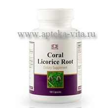 Корал Солодка / Coral Licorice Root